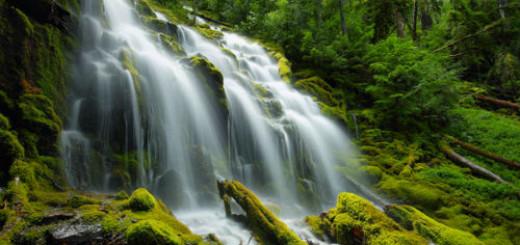 водопад во сне