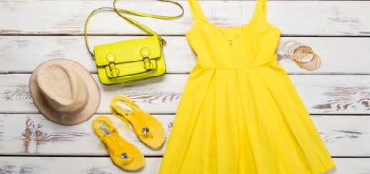 желтая одежда во сне
