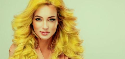 желтые волосы во сне