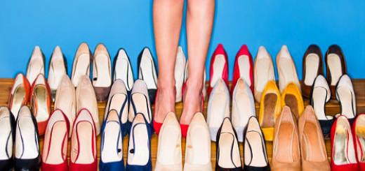 женские туфли во сне