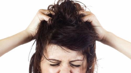 грязные волосы во сне