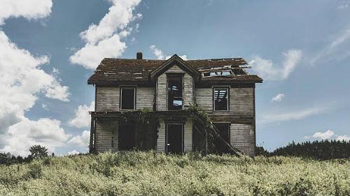 старое жилье