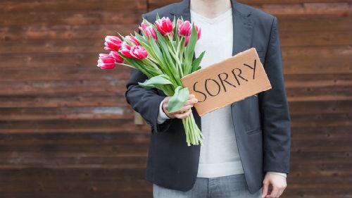 бывший просит прощения во сне