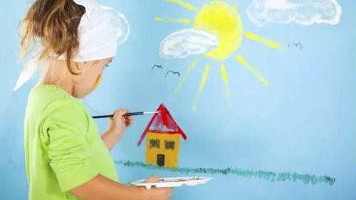 детские рисунки и фотографии