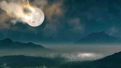 приснилось разрушение луны