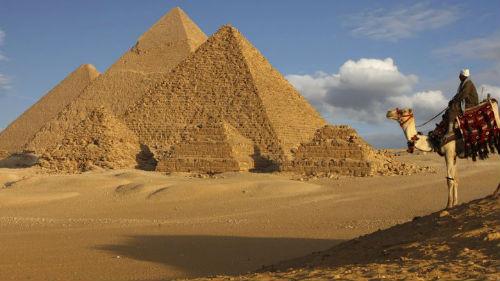 к чему снится египет
