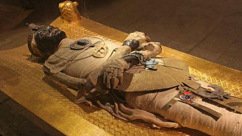 древние захоронения