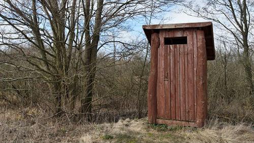к чему снится деревенский туалет