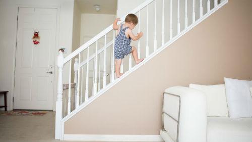 хождение по лестнице