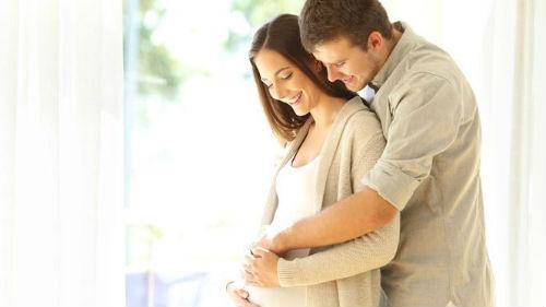беременная девушка бывшего