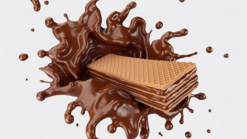 видеть шоколадный десерт