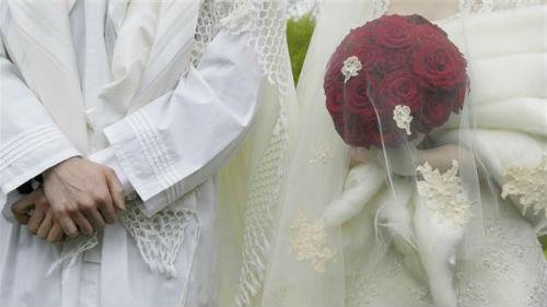 видеть еврейскую свадьбу