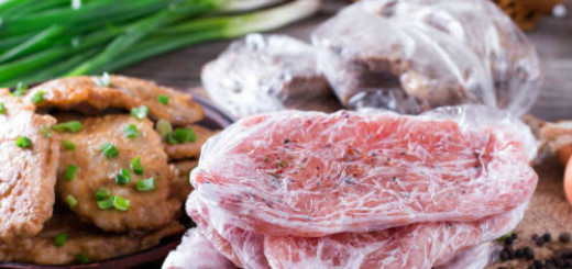 замороженное мясо во сне
