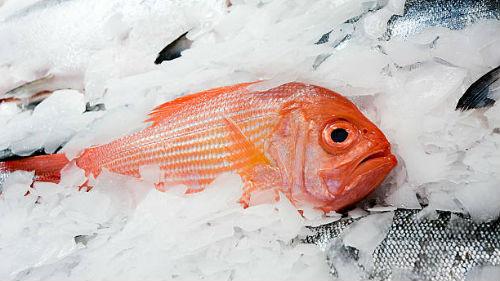 к чему снится есть красную рыбу