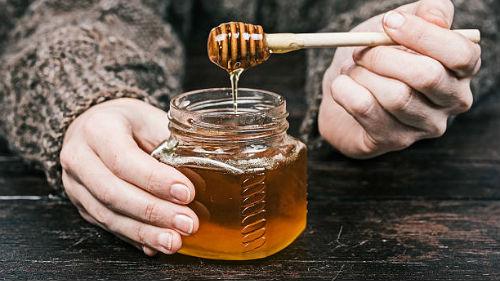 есть мед во сне