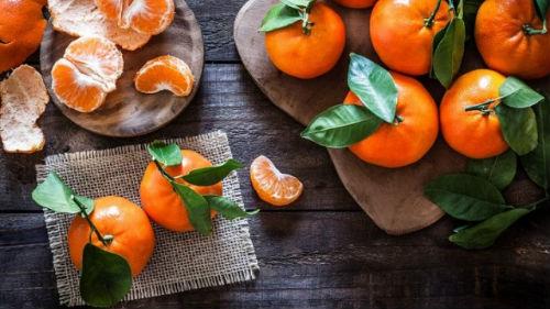 мандаринки на десерт
