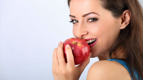 есть яблоко во сне