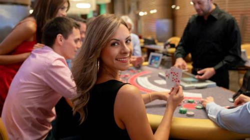 видеть игру в казино
