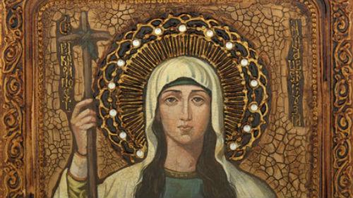 молитва перед иконой нины грузинской