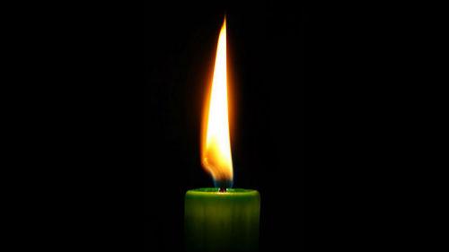 молитва за здоровье перед свечой