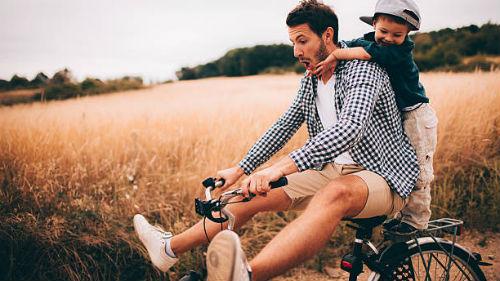 к чему снится детский велосипед