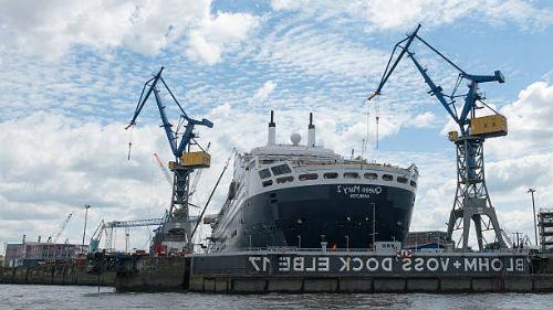 видеть ремонт корабля