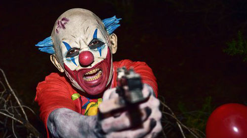 к чему снится злой клоун