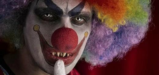злой клоун во сне