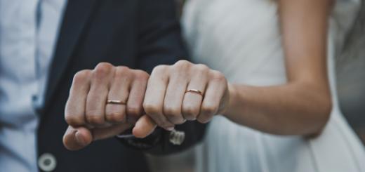 обручальное кольцо на левой руке во сне