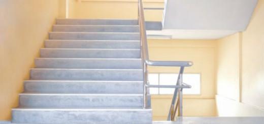 лестница в подъезде во сне