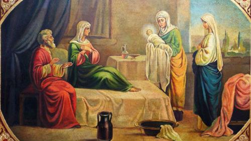 7 июля 2019 года - праздник Рождества Иоанна Крестителя