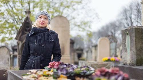 к чему снится искать кладбище