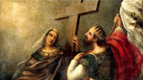 крест распятия Христова
