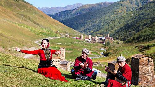 к чему снятся кавказцы