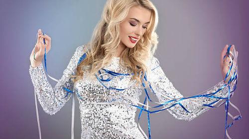платье на новый 2020 год