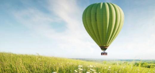 летать на воздушном шаре во сне