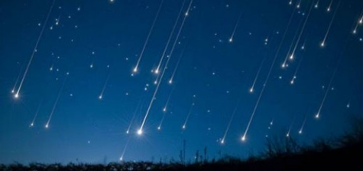 метеоритный дождь во сне