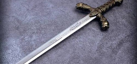 к чему снится меч