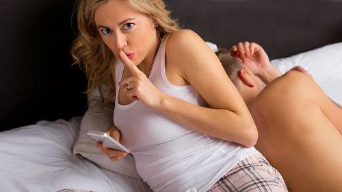 беременная изменяет супругу