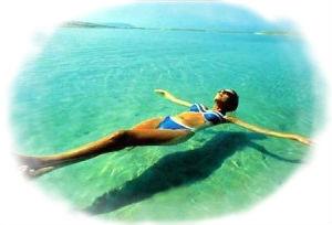 Толкование снов плавать в море фото