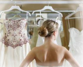 Покупать мерить платья во сне