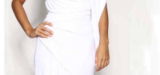сонник - белое платье