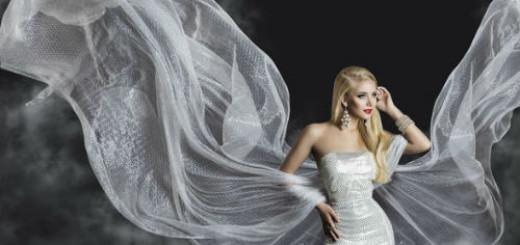 к чему снится белое платье красивое