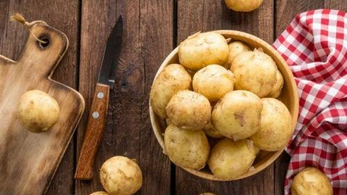 сон приснилась картошка и старые знакомые