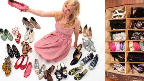 Сонник видеть много чужой обуви