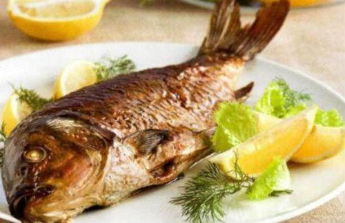 сонник жареная рыба