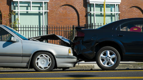 к чему снится авария на авто незначительная