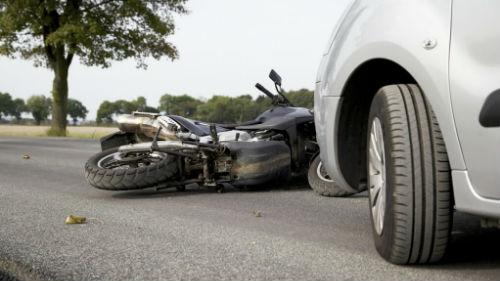 выжить в аварии на мотоцикле