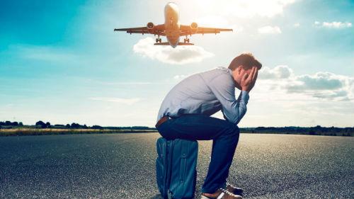 опоздание на авиарейс