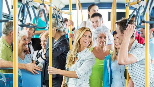 автобус с людьми во сне